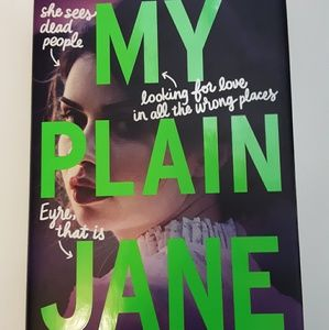 "OwlCrate Signed, Exclusive ""My Plain Jane"" Book"